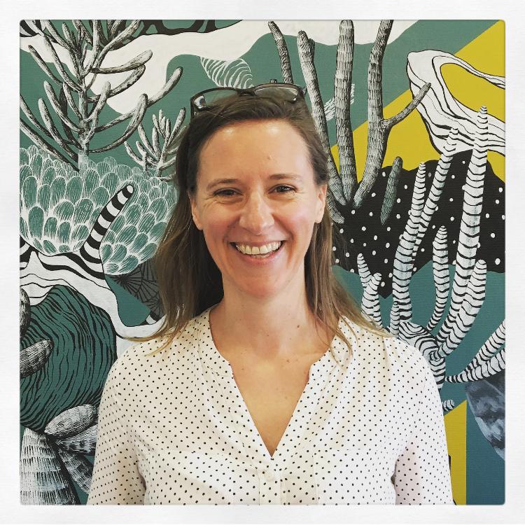 Geraldine Normand Coworkeuse du mois à l'Office Coworking